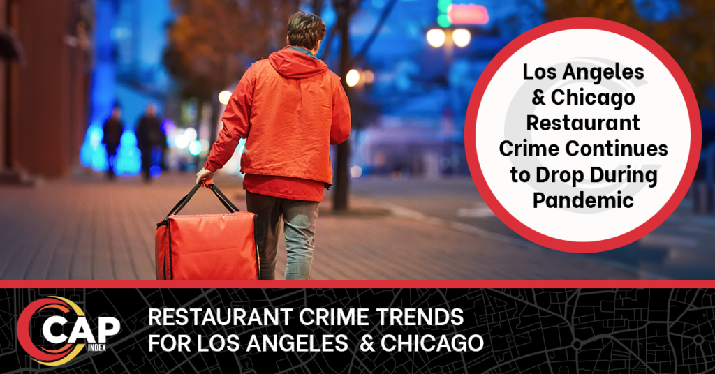 COVID-19 and CRIME - LA and Chicago Crime Trends - Banner